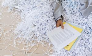 shredding singapore